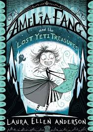 Bookwagon Amelia Fang and the Lost Yeti Treasures