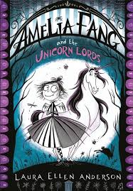 Bookwagon Amelia Fang and the Unicorn Lords