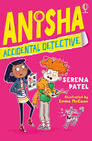 Bookwagon Anisha Accidental Detective