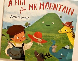 A Hat for Mr Mountain (C) Bookwagon blog