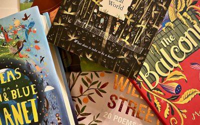 Spring books and spring bundles