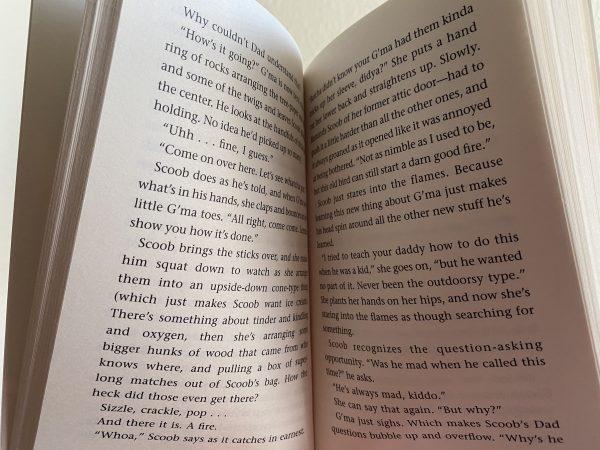 Clean Getaway (C) Bookwagon extract