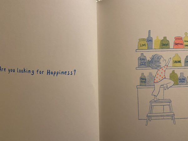 Where Happiness Begins (C) Bookwagon extract