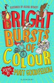 Bookwagon Bright Bursts of Colour