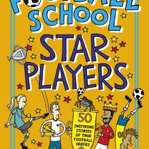 Football School: Star Players cover