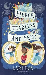 Bookwagon Fierce, Fearless and Free