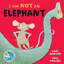 Bookwagon I Am NOT An Elephant
