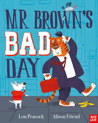 Mr Brown's Bad Day (Bookwagon)