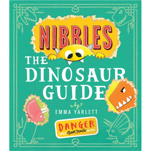 Bookwagon Nibbles The Dinosaur Guide