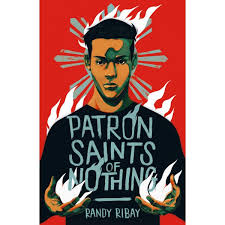 Bookwagon Patron Saints of Nothing