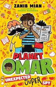 Bookwagon Planet Omar Unexpected Super Spy