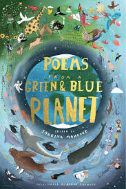 Bookwagon Poems for a Green & Blue Planet