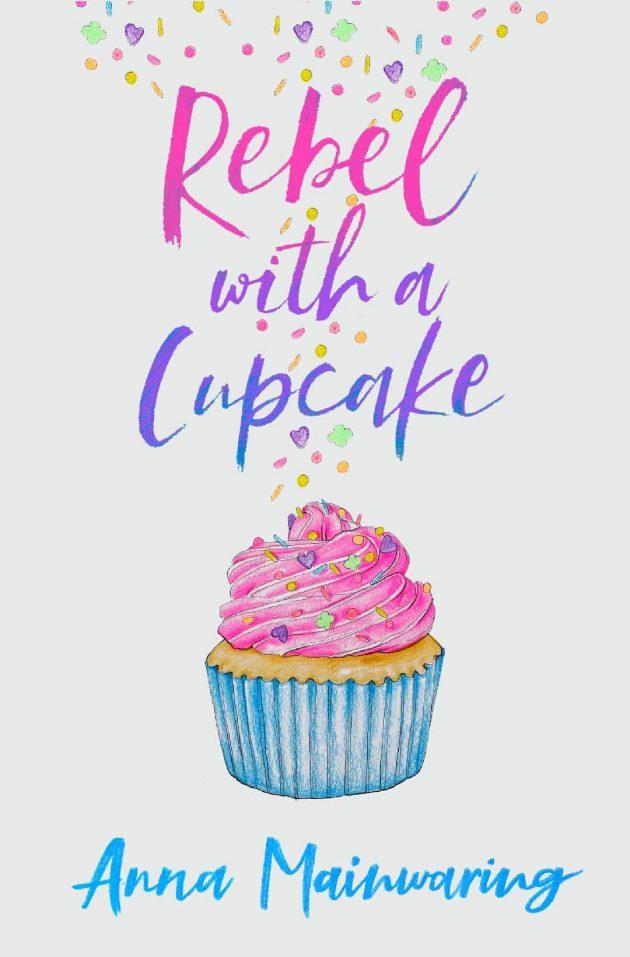 Bookwagon Rebel with a Cupcake