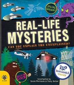Real Life Mysteries Cover