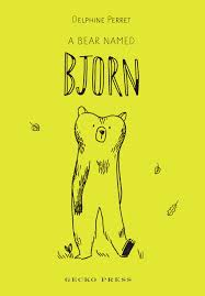 Bookwagon A Bear Named Bjorn