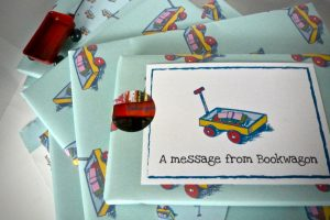 A message from Bookwagon