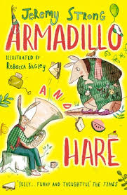 Bookwagon Armadillo and Hare