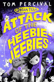 Bookwagon Attack of the Herbie-Jeebies