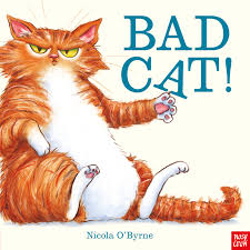 Bookwagon Bad Cat