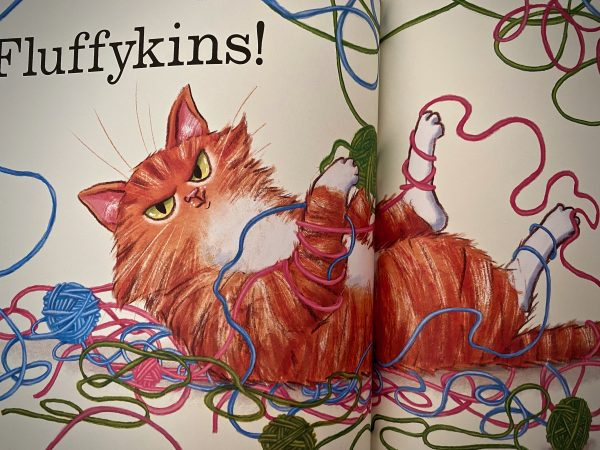 Bad Cat (C) Bookwagon extract