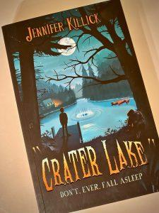 Crater Lake (C) Bookwagon