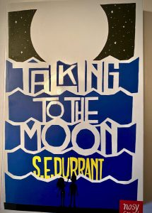 Talking to the Moon (C) Bookwagon
