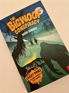 The Bigwoof Conspiracy (C) Bookwagon