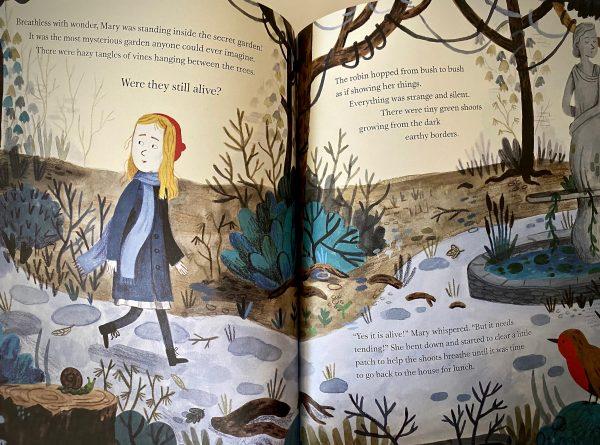The Secret Garden (C) Bookwagon extract