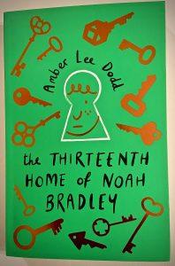 The Thirteenth Home of Noah Bradley (C) Bookwagon