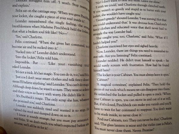 The Vanishing Trick (C) Bookwagon extract