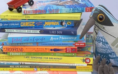 Let's turn to books in the Bookwagon bubble