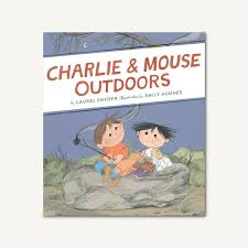 Bookwagon Charlie & Mouse Outdoors