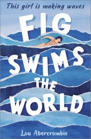 Bookwagon Fig Swims the World