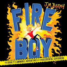 Bookwagon Fire Boy