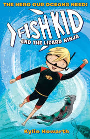 Bookwagon Fish Kid and the Lizard Ninja