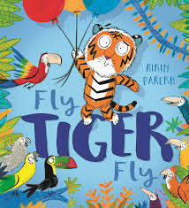 Bookwagon Fly Tiger Fly