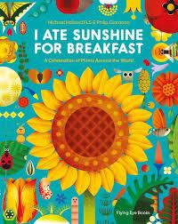 Bookwagon I Ate Sunshine for Breakfast