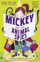 Bookwagon Mickey and the Animal Spies