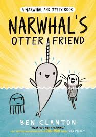 Bookwagon Narwhal's Otter Friend