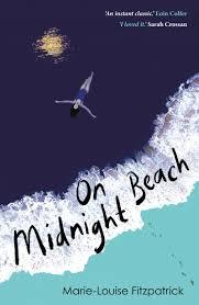 Bookwagon On Midnight Beach