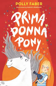 Bookwagon Prima Donna Pony