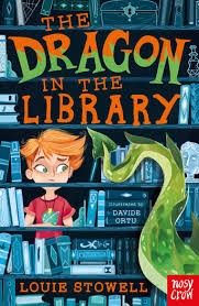 Bookwagon The Dragon in the Library