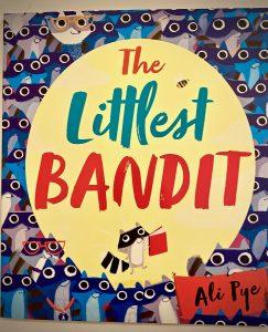 Bookwagon The Littlest Bandit (C)