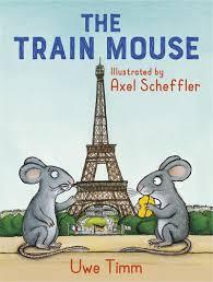 Bookwagon The Train Mouse