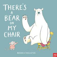 Bookwagon There's a Bear On My Chair