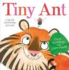 Bookwagon Tiny Ant
