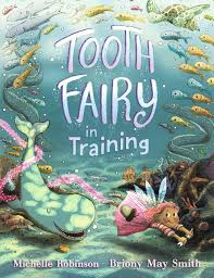 Bookwagon Tooth Fairy in Training