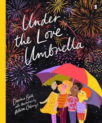 Bookwagon Under the Love Umbrella