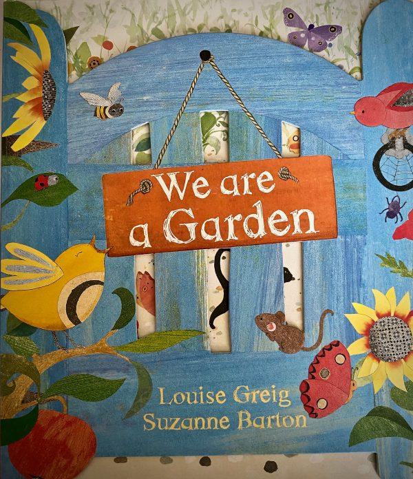 Bookwagon We are a Garden