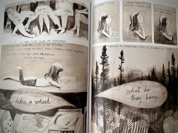 Jane, the Fox & Me (C) Bookwagon extract 1